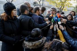 Los abogados de Sánchez y Cuixart recurrirán al creer que actuaron pacíficamente