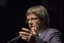 Puigdemont, a los presos: «Vuestra perseverancia derrocará un sistema corrompido»