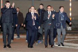 Romeva, Mundó, Turull y Rull salen de prisión tras pagar la fianza
