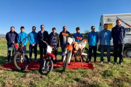 El IME autoriza a la Federación Balear de Motociclismo a instalarse en Son Oms