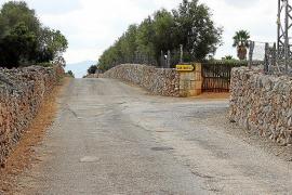 Santa Margalida extrae de sus pozos casi el doble del agua que tiene autorizada