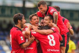 El Mallorca, entre un reducido número de equipos europeos que aún no han perdido ningún partido