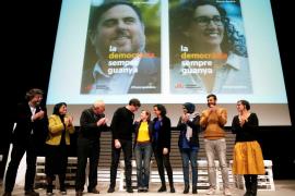 Arranca la campaña del 21D marcada por la ausencia de Junqueras y Puigdemont