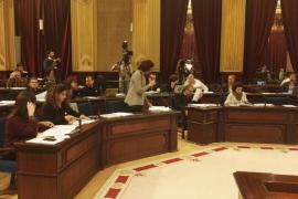 Cladera dice que «es el momento ideal» para exigir que el Gobierno condone la deuda a Baleares