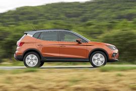 El SEAT Arona logra las cinco estrellas de Euro NCAP