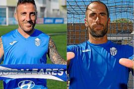 Aulestia y Óscar Rico abren una nueva etapa en el Atlético Baleares