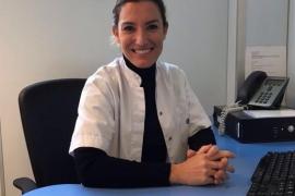 Inmaculada Moreo Mir gana la Beca de Innovación UBES-Fundación Uniteco Profesional