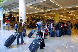 Unos 232.000 viajeros pasarán este puente de la Constitución por el aeropuerto de Palma