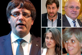 Bélgica levanta las medidas cautelares sobre Puigdemont y sus exconsellers tras la retirada de las euroórdenes
