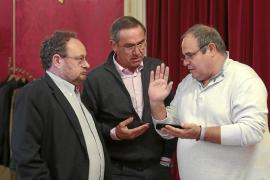 Legalizan los terrenos fuera de ordenación de Sant Josep gracias a los votos de PSIB y PP