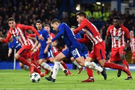 El Atlético queda eliminado tras empatar ante el Chelsea