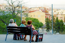 En 2050 habrá 77 jubilados por cada 100 habitantes en España