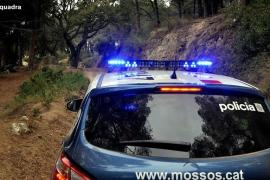 Investigan la muerte de una persona en un bosque de Montroig del Camp, Tarragona