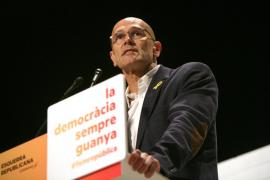 Romeva cree que es «inmoral» que se les acuse de promover revueltas con violencia