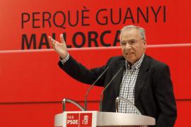 Guerra avisa a los socialistas de que abstenerse el 22-M es «dar el voto al PP»