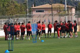 El Mallorca quiere cuadrar sus cuentas en Santander