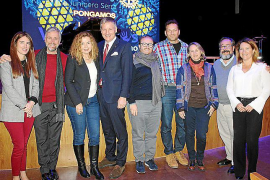 Concierto solidario organizado por el club rotario Juníper Serra