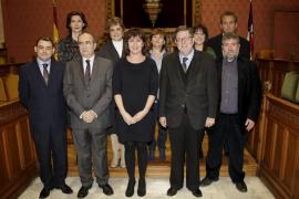 Armengol estrena un gobierno insular paritario y con áreas más definidas