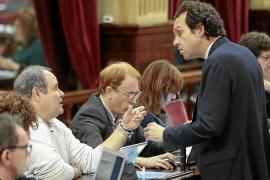 Armengol cita a Barceló a una reunión tras el desmarque de MÉS en la ley de urbanismo