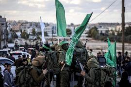 Hamas llama a un levantamiento palestino contra Israel por el plan de Trump sobre Jerusalén