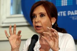 La justicia argentina pide la detención de la expresidenta Cristina Fernández de Kirchner