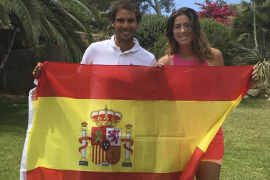 Rafa Nadal y Garbiñe Muguruza, los mejores de 2017 para la Federación Internacional de Tenis