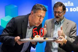 Rajoy, convencido de que los constitucionalistas ganarán el 21D