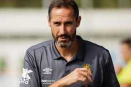 Vicente Moreno: «Vamos a Badalona con la ilusión de ser los primeros en ganar allí»