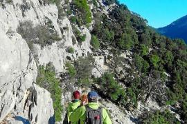 Mallorca será el principal destino para los senderistas europeos este invierno