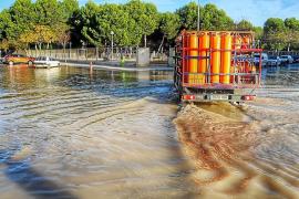 Emaya invertirá dos millones para evitar reventones y fugas de la red de agua