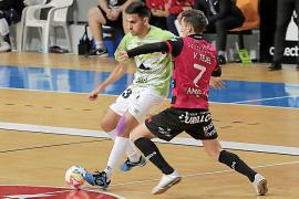 El Palma Futsal araña un empate en el último minuto que le permite clasificarse para la Copa de España