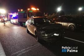 Detenido el conductor que provocó el accidente mortal en la autopista de Llucmajor