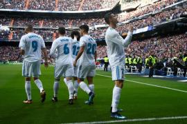 El Madrid le pega un repaso al Sevilla