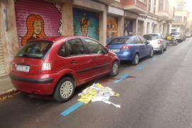 Fallece un funcionario de prisiones en Palma tras precipitarse desde un tercer piso