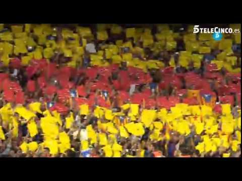 Juzgan el martes a Santiago Espot, organizador de la pitada al himno en la Copa del Rey 2015