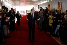 Rajoy ha faltado este año a casi la mitad de las sesiones de control al Gobierno en el Senado