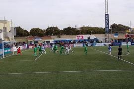 Enric Gallego destroza al Atlético Baleares