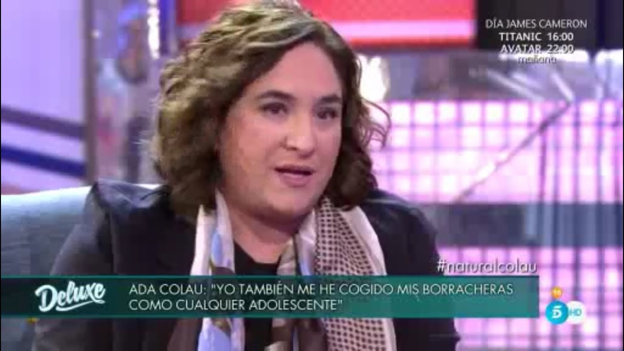 La novia italiana de Ada Colau