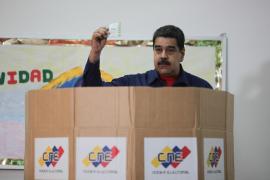 El chavismo consolida su hegemonía en las municipales ante la ausencia opositora