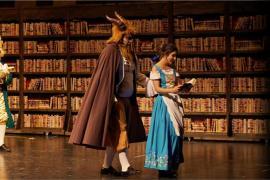 El musical de 'La Bella y la Bestia' recala en el Auditórium de Palma