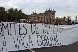 El juez investiga actos violentos en las huelgas del 3-O y 8-N en Cataluña