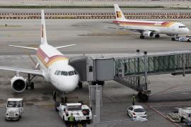 Trabajadores de Iberia convocan huelga entre el 21 y el 24 de diciembre en el aeropuerto de Barcelona