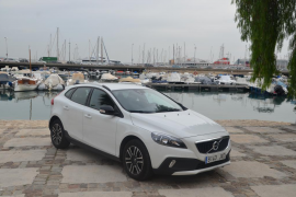 Volvo V40 Cross Country: La 'veteranía' sí es un grado