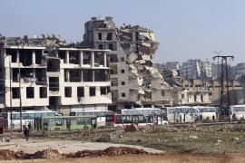 Los bombardeos de Rusia en Siria han matado a más de 15.000 personas