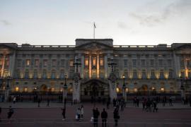 Detenido un hombre que intentó entrar al complejo del Palacio de Buckingham