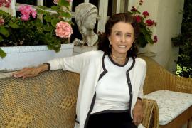 Fallece Aline Griffith, la condesa de Romanones