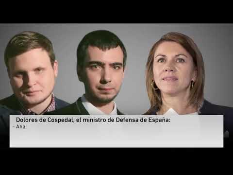 Defensa revisa los protocolos de seguridad de las llamadas telefónicas tras la broma sufrida por Cospedal