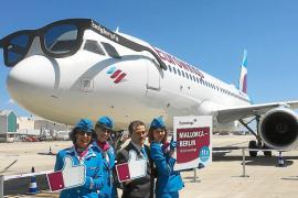 Eurowings asumirá los vuelos de Niki y Air Berlin a Mallorca