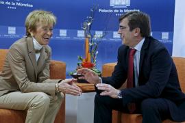 Antich cierra con el Gobierno inversiones por 138 millones de euros