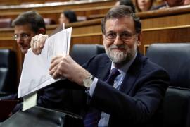 El deseo de Rajoy para 2018: «Que les vaya bien y si es posible a mí también»